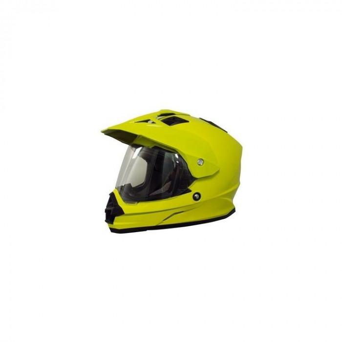 Casca Cross/ATV AFX FX-39 Veleta Dual Sport galben fluo marime XXL Cod Produs: MX_NEW 01102471PE
