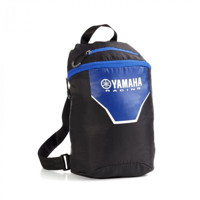 Rucsac Yamaha Racing culoare negru/albastru Cod Produs: MX_NEW T17JD001B400YA foto mare