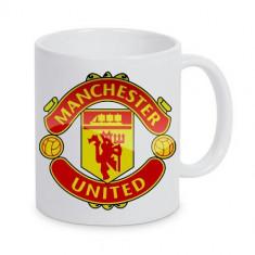 Cana personalizata Manchester United