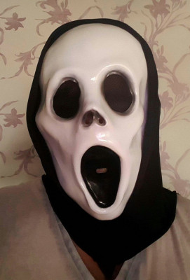Masca Halloween pentru adulti (femei) foto
