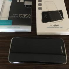 Samsung S7 Edge Nou Vodafone - Telefon Samsung, Negru, 32GB, Single SIM
