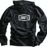 Hanorac 100% Corpo Black cu Fermoar marime S Cod Produs: MX_NEW 30503020PE