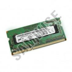 Memorie 4GB DDR3 1600 MT SODIMM 1RX8 PC3L - Memorie RAM laptop