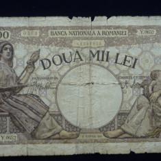 2000 LEI 18 NOIEMBRIE 1941 - Bancnota romaneasca