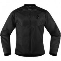 Geaca moto dame textil Icon Anthem 2 culoare negru marime S Cod Produs: MX_NEW 28220797PE - Imbracaminte moto, Geci