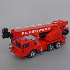 Automacara Faun KF 30.31/48 Feuerwehr, Siku