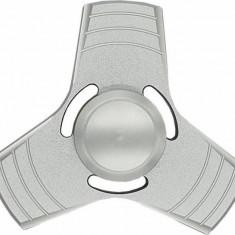 Fidget Spinner Lemontti Aluminiu Argintiu