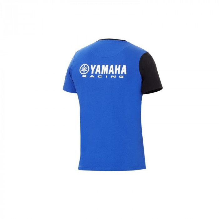 Tricou Yamaha Racing culoare albastru/negru marime XS Cod Produs: MX_NEW B18FT111E11SYA foto mare