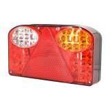 Lampa remorca cu LED-uri 14 x 38 /39 12 sau 24V