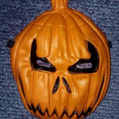 Masca Halloween forma de bostan pentru copii - Masca carnaval, Marime: Universal, Culoare: Din imagine