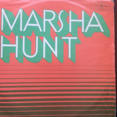 Marsha Hunt disc vinyl lp muzica rock funk soul blues ed polskie nagrania muza