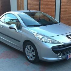 Pegeot 207 cc 2007, Benzina, Cabrio