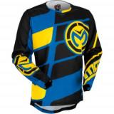 Tricou motocross copii Moose Racing M1 culoare albastru/galben/negru marime XL Cod Produs: MX_NEW 29121448PE