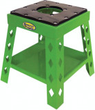 Stander central Mini/Supermoto Motorsport verde Cod Produs: MX_NEW 41010068PE