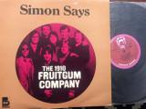 Simon says The 1910 Fruitgum Company album disc vinyl lp muzica rock pop Buddah, VINIL
