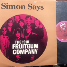 Simon says The 1910 Fruitgum Company album disc vinyl lp muzica rock pop Buddah, VINIL