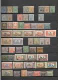 Tunisia.1888-2002 Colectie timbre nestampilate+BONUS CLASOARELE 2 buc.