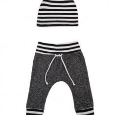 Set pantalon si caciulita, 1-3 luni, 3-6 luni