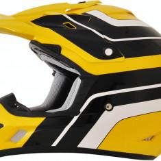 Casca Cross/ATV AFX FX-17 Factor Vintage Yamaha marime XL Cod Produs: MX_NEW 01104586PE - Casca moto