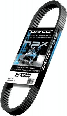 """Curea snowmobil 1244,6 mm (49"""") Dayco HPX Cod Produs: MX_NEW 11420367PE foto"""