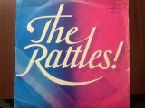 The Rattles disc vinyl lp compilatie muzica rock'n'roll polskie nagrania muza