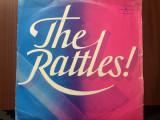 The Rattles disc vinyl lp compilatie muzica rock'n'roll polskie nagrania muza
