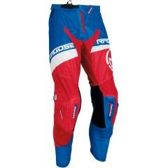 Pantaloni motocross Moose Racing S7 Sahara culoare rosu/alb/albastru marime 34 Cod Produs: MX_NEW 29015968PE foto