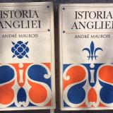 Andre Maurois, Istoria Angliei (2 volume)