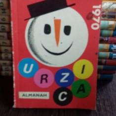 ALMANAH URZICA 1970