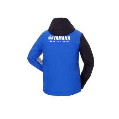 Geaca Yamaha Racing culoare albastru/negru marime XL Cod Produs: MX_NEW B18FJ101E11LYA foto