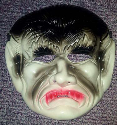 Masca Halloween pentru adulti foto
