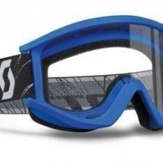 Ochelari Scott culoare albastru Cod Produs: MX_NEW 220836-0003043 - Ochelari moto