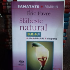 SLABESTE NATURAL - ERIC FAVRE