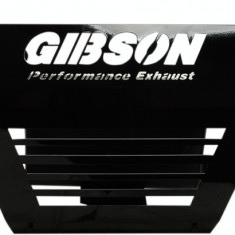 Final evacuare dublu Gibson X Side negru ceramic Polaris Cod Produs: MX_NEW 18310666PE