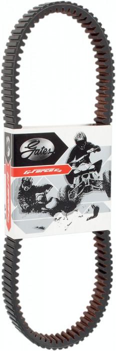 "Curea snowmobil/ATV 1114,4 mm (43-7/8"") Gates G-Force C12 Cod Produs: MX_NEW 11420458PE foto mare"