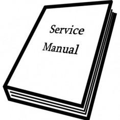 Service Manuale, Scheme Electrice - Manual auto