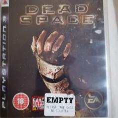 Vând joc ps3 Dead Space - Jocuri PS3 Ea Games