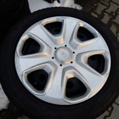Roti capace ford fiesta cauciucuri vara 195 50 R15 an 2016, Dunlop
