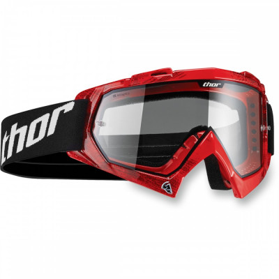 Ochelari motocross Thor S14 Enemy, rosii Cod Produs: MX_NEW 26011731PE foto