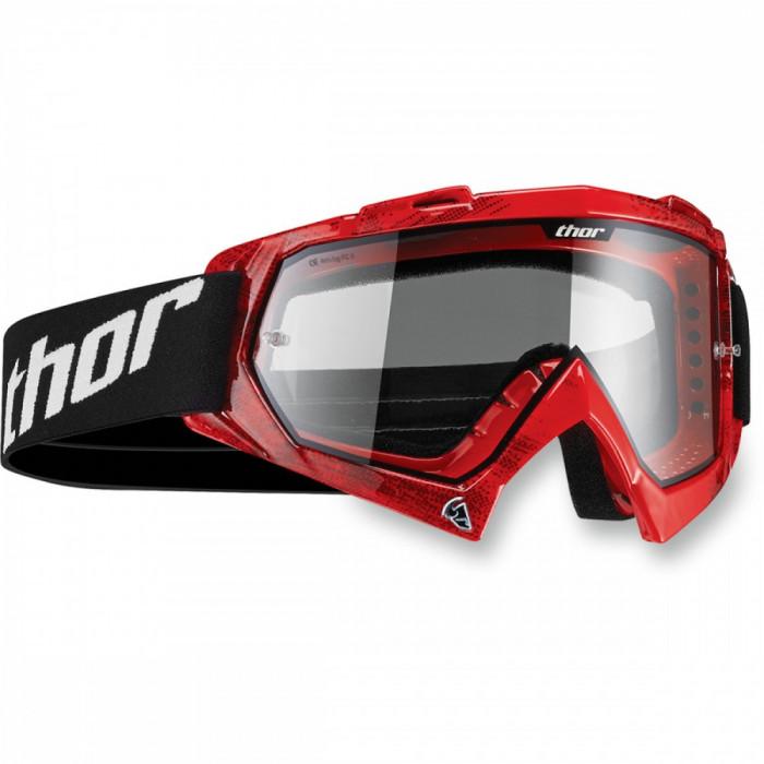 Ochelari motocross Thor S14 Enemy, rosii Cod Produs: MX_NEW 26011731PE