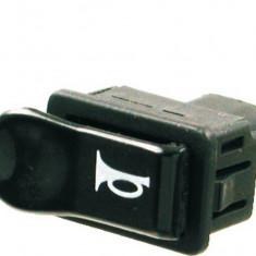 Buton claxon negru Piaggio NRG/Gilera Cod Produs: MX_NEW 246130020RM - Intrerupator Moto