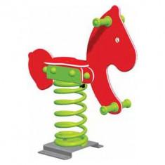 Pony - Balansoar pe arcuri - Varianta Ingropat - Leagan Kbt