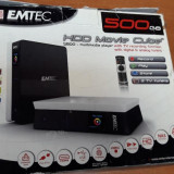 HDD media player Emtec Movie Cube s800