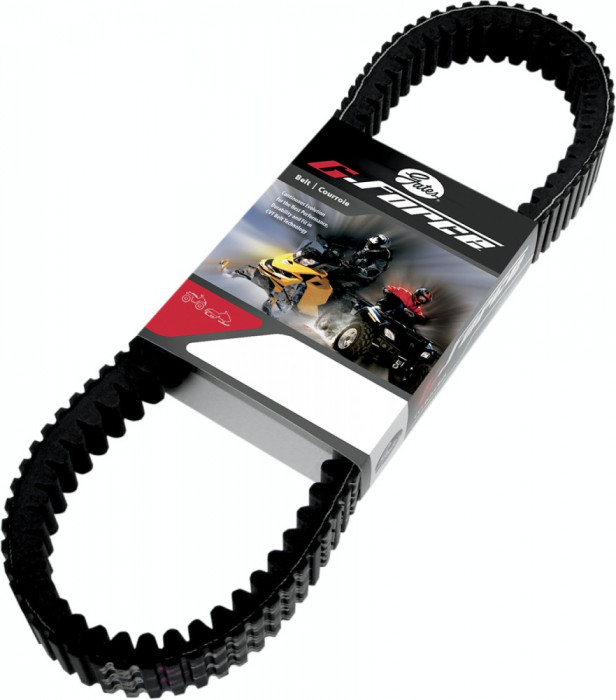 "Curea snowmobil/ATV 1228,7 mm (48-3/8"") Gates G-Force Cod Produs: MX_NEW 11420428PE"
