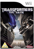 TRANSFORMERS - The Game - Nintendo Wii [Second hand], Actiune, 3+, Multiplayer