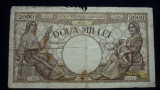 2000 LEI 10 OCTOMBRIE 1944