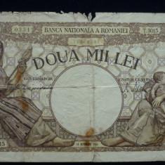 2000 LEI 10 OCTOMBRIE 1944 - Bancnota romaneasca