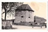 Cluj Kolozsvar,Bethlen bastya-Bastionul croitorilor,casa invatatorului circ 1942