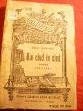 Mihai Codreanu - Din cand in cand - Poezii 1901-1903 ,Ed.IIa BPT 630 Alcalay