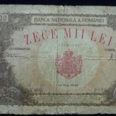 10000 LEI 18 MAI 1945